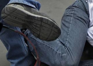 В Одессе депутат ногами избил журналиста