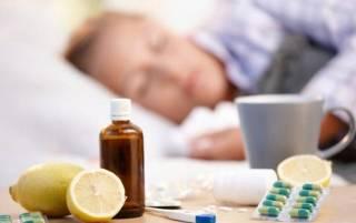 За неделю в Украине гриппом и ОРВИ заболели более 120 тысяч человек