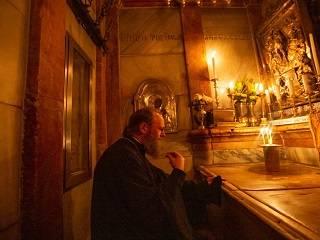 Управделами УПЦ в Иерусалиме выразил надежду, что новый Президент Украины выступит истинным гарантом Конституции