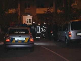 В Киеве «мужчина со справкой» подорвал гранату