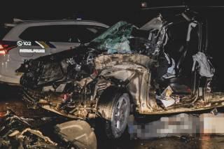 В Броварах произошло смертельное ДТП с фурой и внедорожником