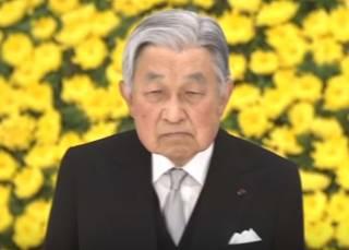 Император Японии отрекся от престола: уникальные кадры