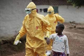 В одной из африканских стран от Эболы умерли уже почти тысячу человек