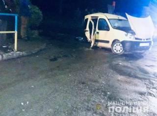 На Ивано-Франковщине в ДТП погибла женщина-патрульная