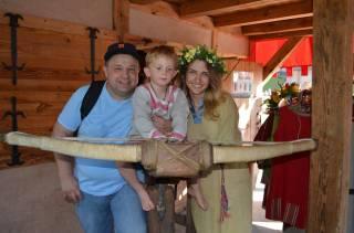 На Киевщине с размахом отмечают майские праздники