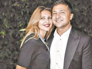 Жена Зеленского не хочет, чтобы ее муж работал в «зараженом» здании