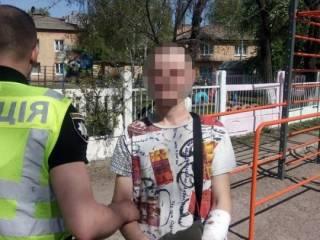 В Киеве на горячем задержали карманника