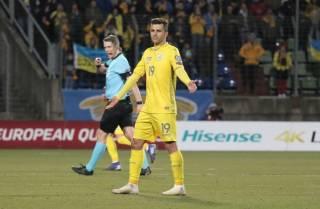 Соперник сборной Украины не согласен с решением УЕФА по делу Мораеса