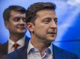 Зеленский провел важные переговоры с Парубием, ‒ СМИ