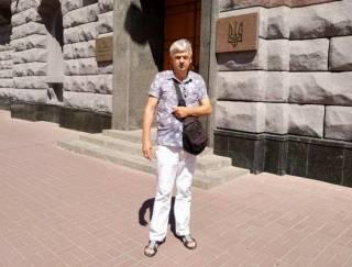 В Черкассах проломили голову известному журналисту