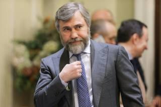 На встрече с Зеленским из парламентариев самым вменяемым был Новинский, - соцсети
