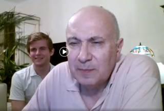 Эксперт из команды Зеленского Святослав Юраш снова «спалился»: в Сети появилось видео его дружеского общения с известным порохоботом