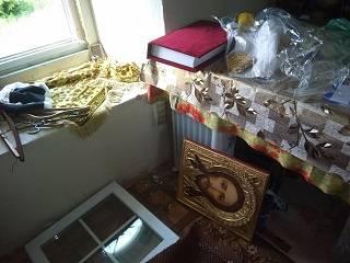 В Винницкой области из храма УПЦ похитили старинные иконы
