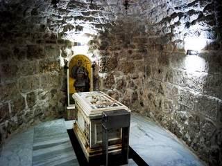 Митрополит Антоний рассказал о подвиге Георгия Победоносца
