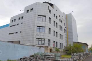 В Киеве на одной из строек умер рабочий