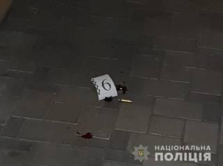 Как выяснилось, журналиста в «Портер пабе» подстрелили из «крутого» американского оружия
