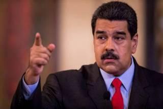 Мадуро заявил, что «сумасшедший» Трамп хочет забрать у Венесуэлы нефть и алмазы