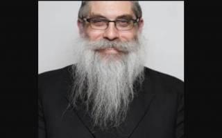 Духовный наставник экс-главы АПУ Бориса Ложкина - раввин Яков Дов Блайх - оказался педофилом?