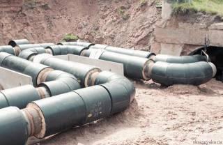 На суровой Николаевщине из-за долгов целый город остался без воды