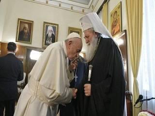 Папа Римский назвал Патриархов Православных Церквей «людьми Бога»