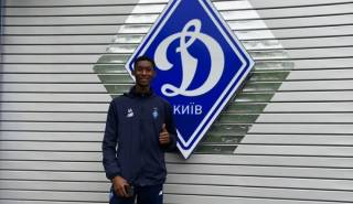 «Динамо» подписало юного африканца