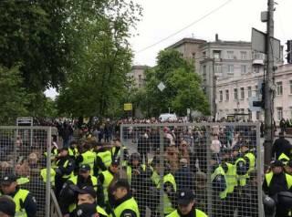 В Киеве задержали одного из организаторов акции «Бессмертный полк»