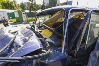 В смертельном ДТП в Киеве погибли военные
