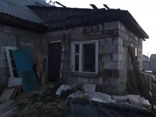 В Ровенской области два человека заживо сгорели в гараже