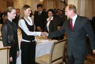 Любовница Путина родила двойню, – СМИ