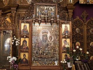 Икона Божией Матери «Призри на смирение» пробудет в Москве до 8 июня
