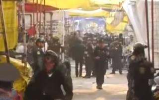 На одном из рынков Мексики произошла кровавая бойня: торговцы не захотели платить дань мафии