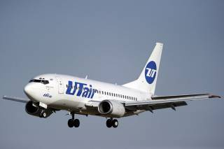 В Москве из-за проблем с шасси аварийно сел еще один самолет