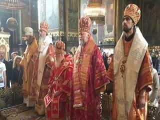На приглашение Филарета откликнулись только четыре епископа ПЦУ