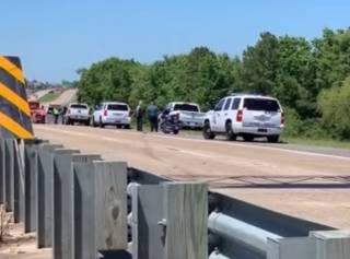 Кортеж Трампа попал в ДТП – пострадали три полицейских