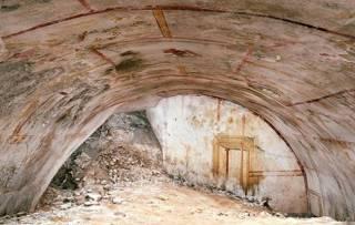 Под одним из римских дворцов случайно нашли тайную комнату