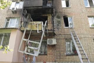В Киеве сгорела квартира: погиб мужчина, есть пострадавшие