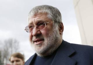 Олигарх Коломойский вернулся из Израиля в Украину