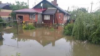 Из-за ливней на Прикарпатье подтоплено более 300 домов
