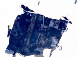 Под Лос-Анджелесом рухнул боевой истребитель