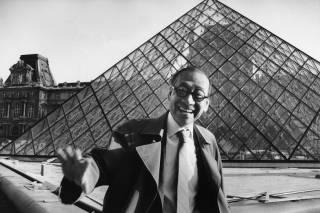 Скончался легендарный архитектор, создавший пирамиду Лувра