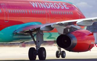 Самолет, летевший из Киева в Египет, экстренно приземлился в Одессе из-за «минирования»