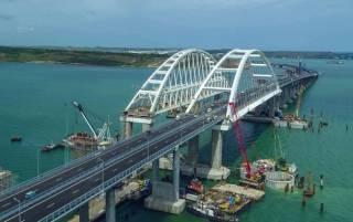 Керченский мост может рухнуть из-за вулкана