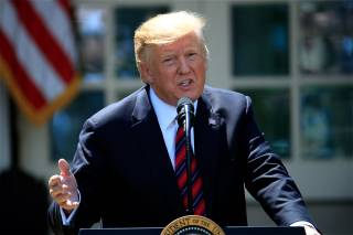 Трамп пригрозил Ирану «официальным концом»