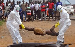 В Африке продолжает свирепствовать лихорадка Эбола: сообщается о новых жертвах