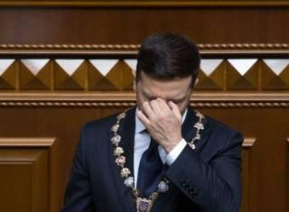 «Было весело»: во время инаугурации Зеленского не обошлось без досадных инцидентов