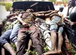 Бандиты на мотоциклах убили десятки крестьян в Нигерии (18+)