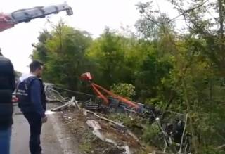 Автобус с российскими туристами попал в кровавое ДТП в Италии