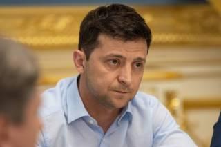 Первый законопроект Зеленского ушел в Верховную Раду
