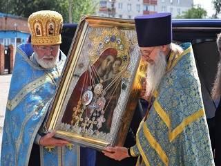 Чудотворную икону из Буковины доставят для поклонения в Болгарию