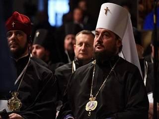 Драбинко подал в суд на Митрополита Онуфрия